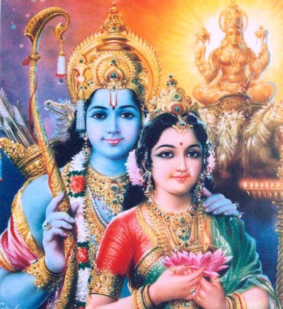 Rama: Hindu dininin kahramanı ve tanrısının hikayesi