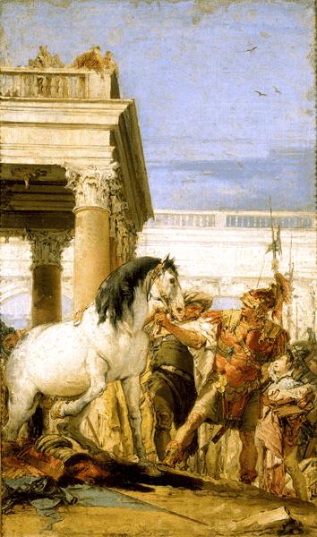 Bucephalus (Bukefalos): Büyük İskender'in Atı /  Paris, Petit Palais Müzesi