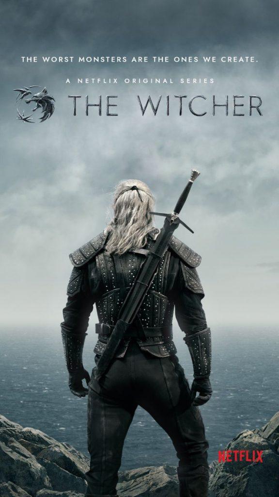 the witcher geralt posteri