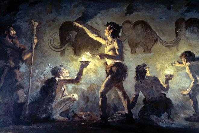 mağara çizimleri