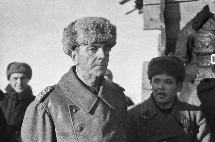 Field Marshal Paulus / Stalingrad
