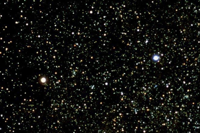yıldızlar alfa centauri