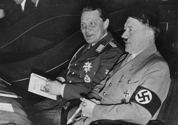 Göring'in, Kraliyet Hava Kuvvetleri'ni yok etmekteki başarısızlığı, gözden düşmesine neden oldu / Britanya Savaşı