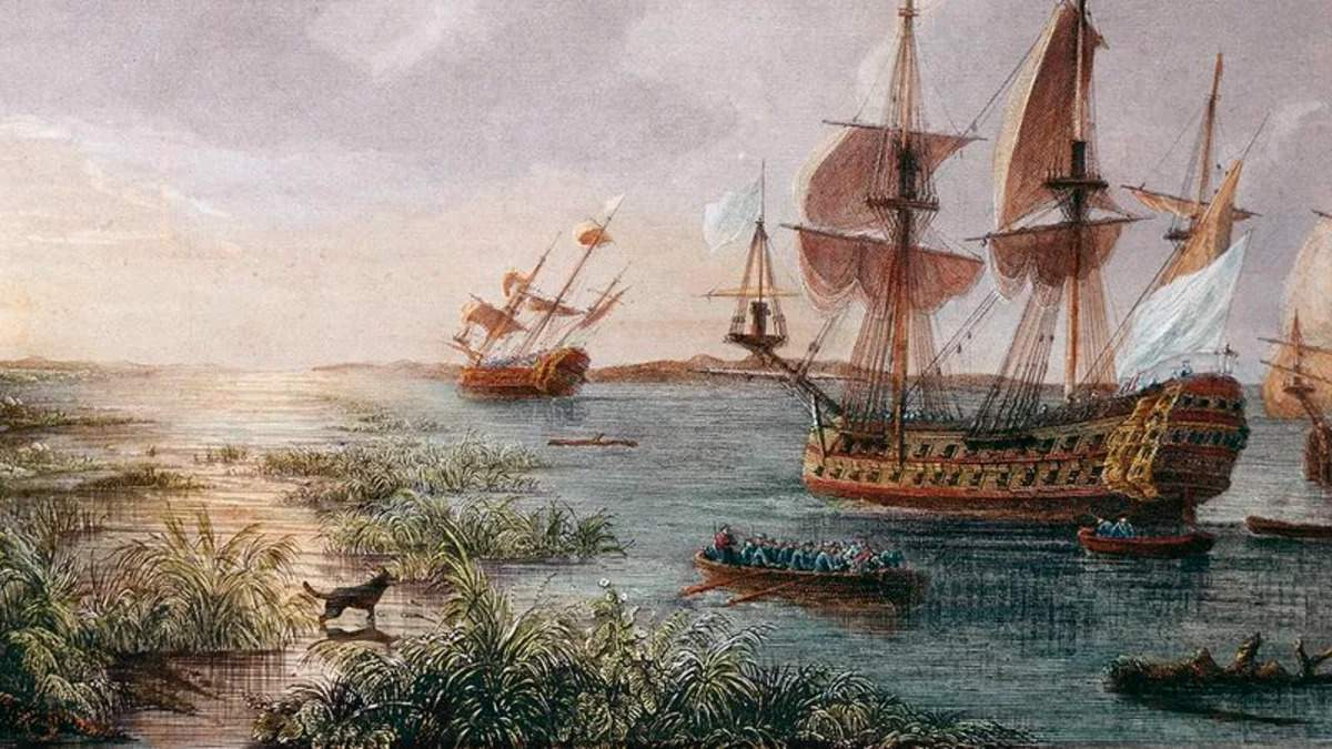 Kristof Kolomb'un Amerika'yı keşfi ve Avrupalıların Amerika'yı fethi