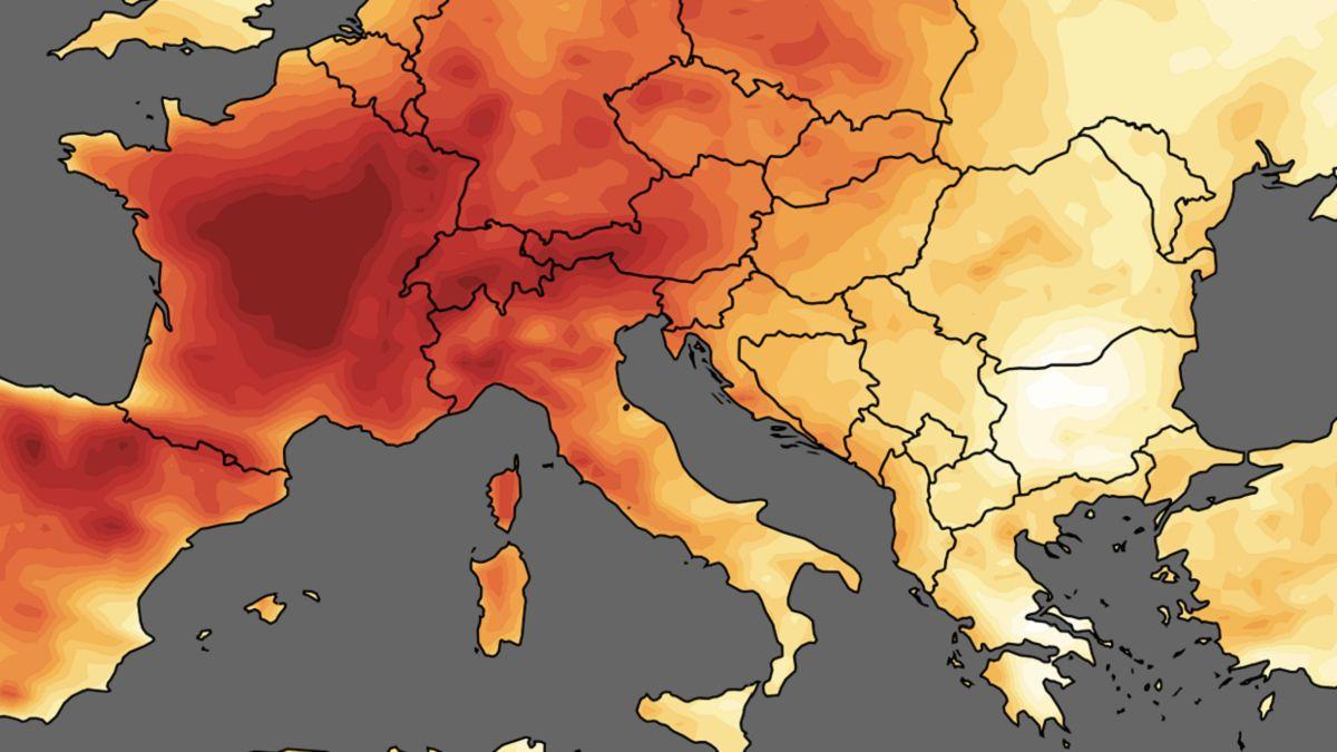 dünya sıcaklıkları