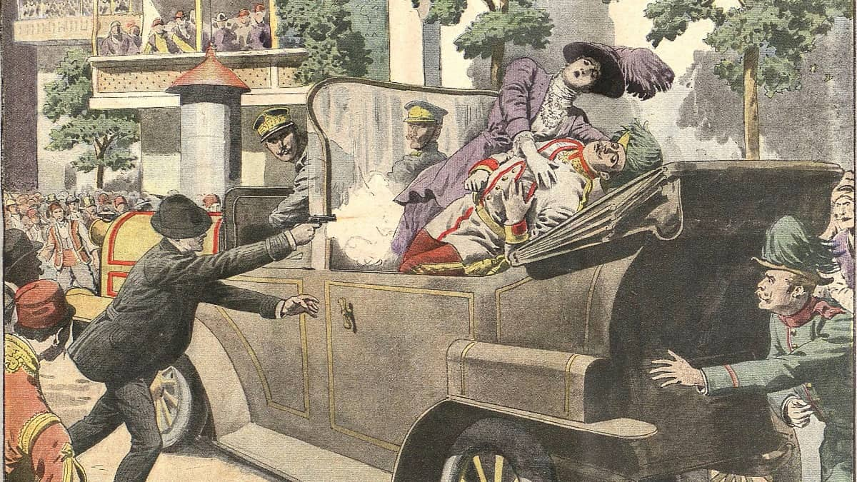The Assassination of Franz Ferdinand: The Archduke Who Despised Hungarians -