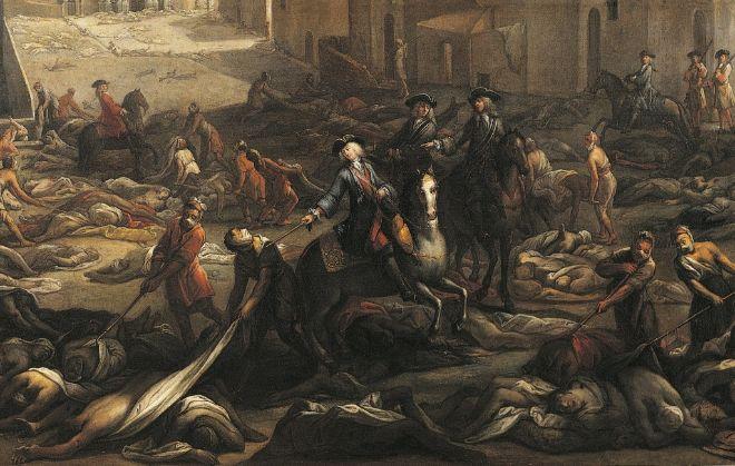 Hıyarcıklı (bubonik) veba başlayana dek Kara Ölüm Avrupa için başta zararsız bir mikrop gibi göründü