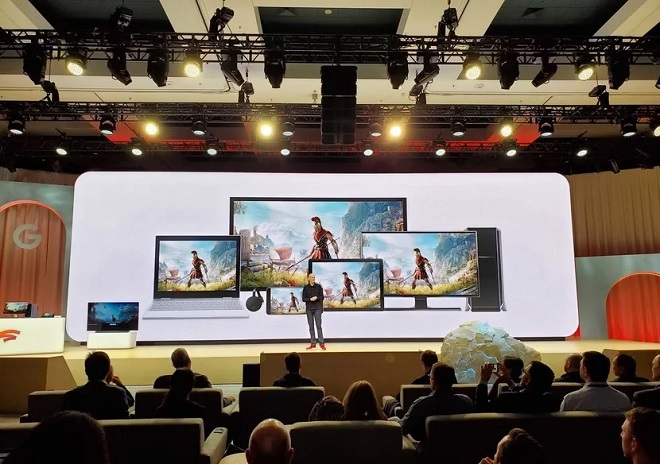 Google Stadia oyunları ücretsiz olmayacak