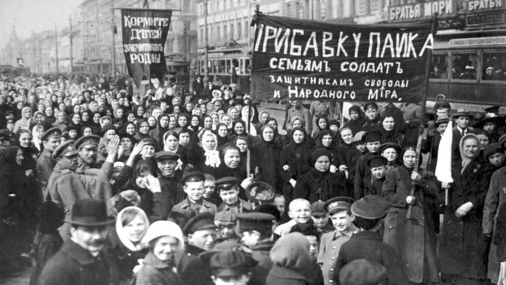 Rus Sovyet Bolşevik Ekim Devrimi
