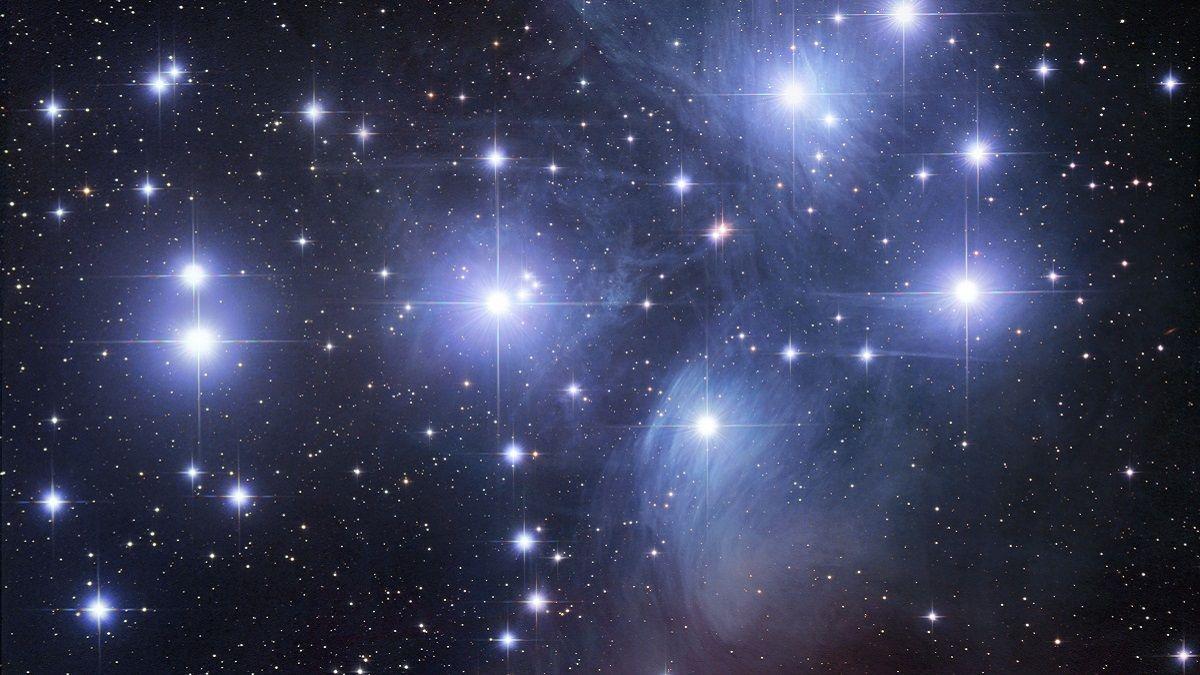 Ülker (Süreyya) açık yıldız kümesi