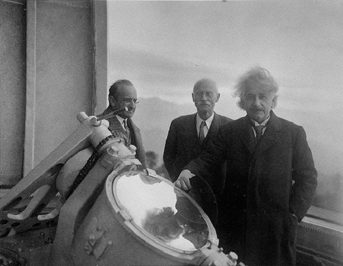 Hubble'ın keşifleri hem ona hem de Wilson Gözlemevi'ne şöhret getirdi. 1931 yılında Albert Einstein, Walter Mayer ve diğer bilim insanları tesis gezdiler