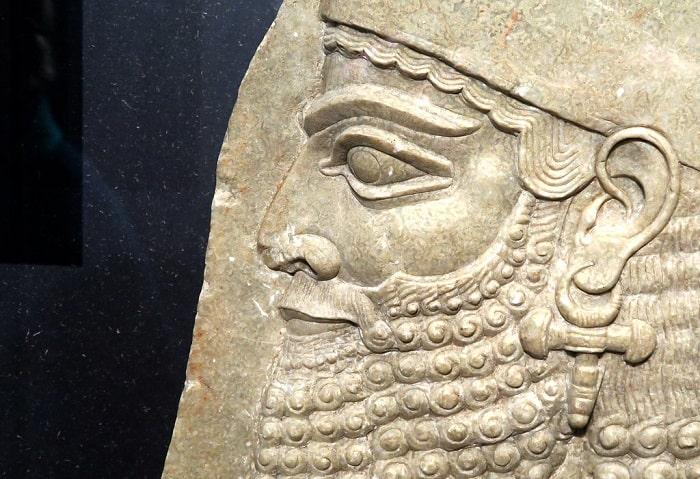 II. Sargon. Asur Kralı. MÖ 722 - MÖ 705 yılları arasında ülkeye hükmetti