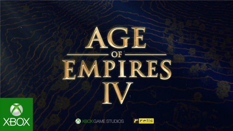 Age of Empires 4 oynanış fragmanı yayımlandı