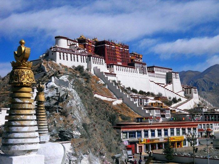 Potala Sarayı, Tibet