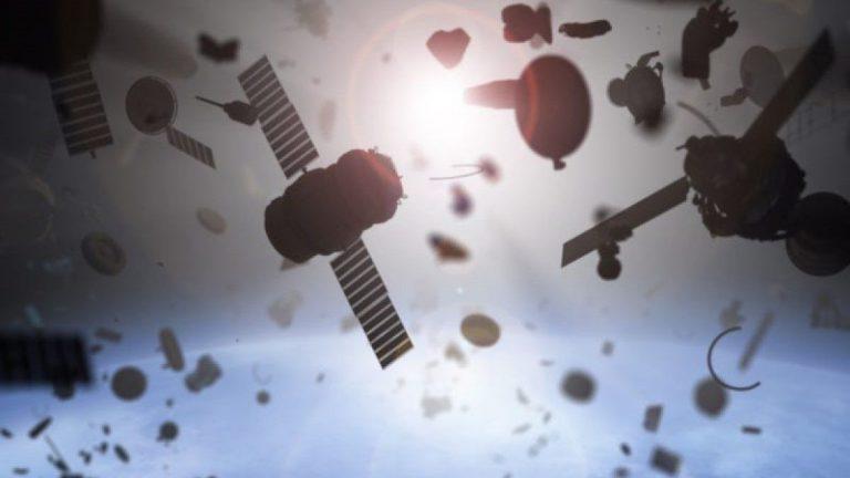 uydu çöplüğü dünyayı çevreliyor