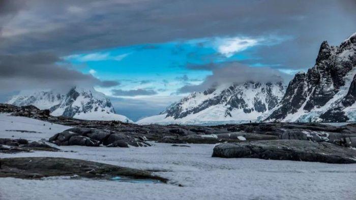 antarktika Güney Kutbu