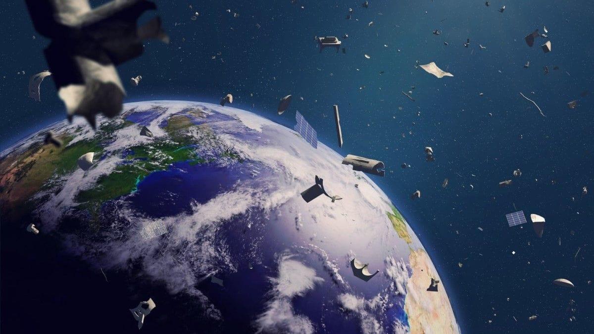 uzay çöpü
