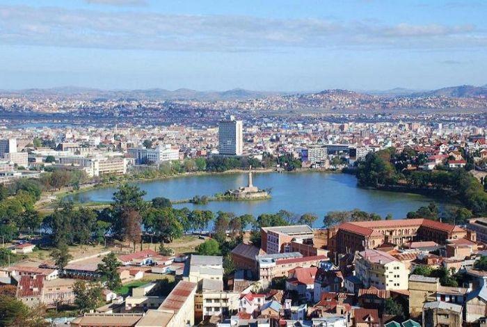 başkent Antananarivo