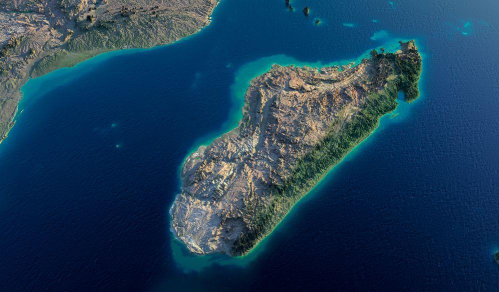 Madagaskar adası