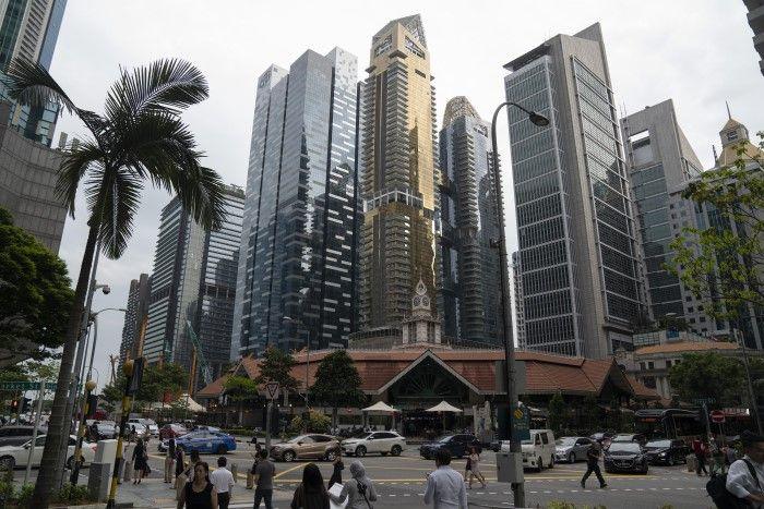 singapur şehir içi