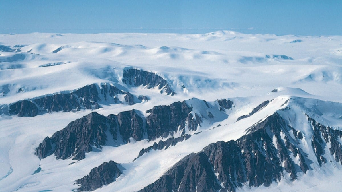 kuzey kutbu Ellesmere-adası Nunavut