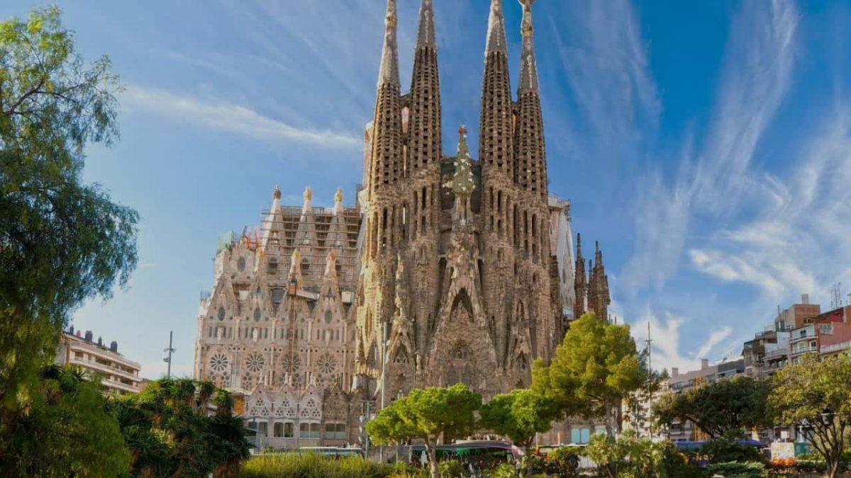 ispanya La Sagrada Familia