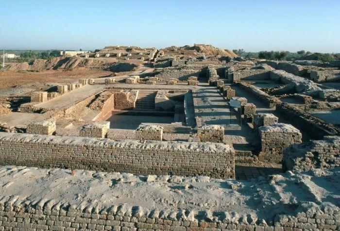 hakkında az şey bilinen antik indus vadisi imparatorluğu