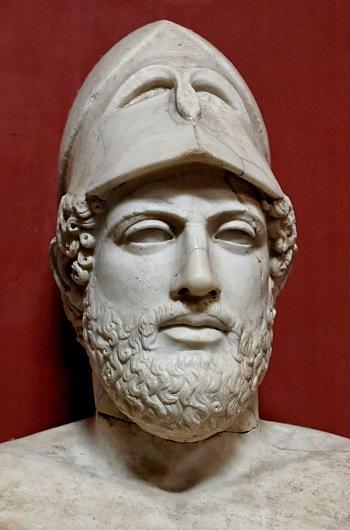 Demokrasinin öncüsü Perikles