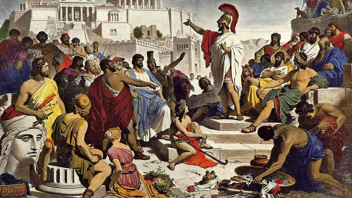 Pericles Klasik Yunan mitolojisine giriş