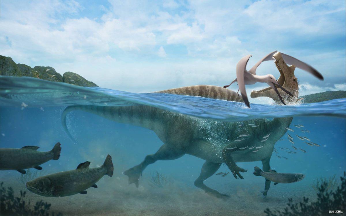 Dinozorlar yüzebiliyor muydu