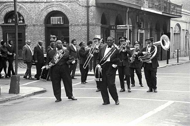 New Orleans Bando Jazz
