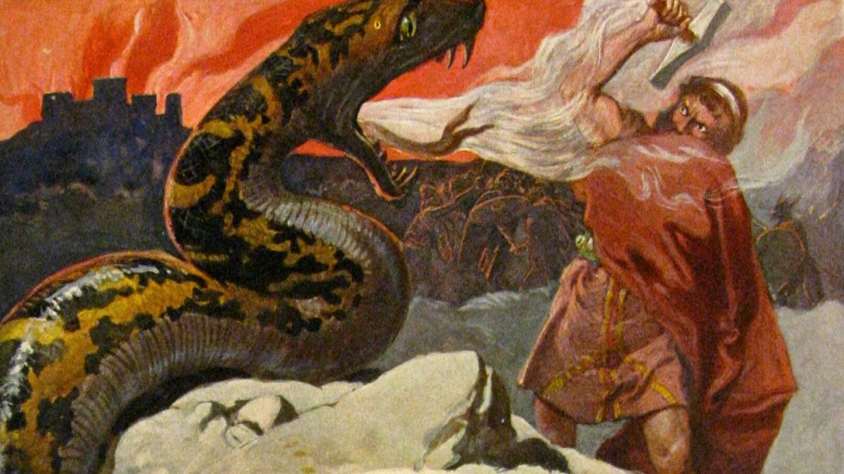 scandinavian mythology volsung