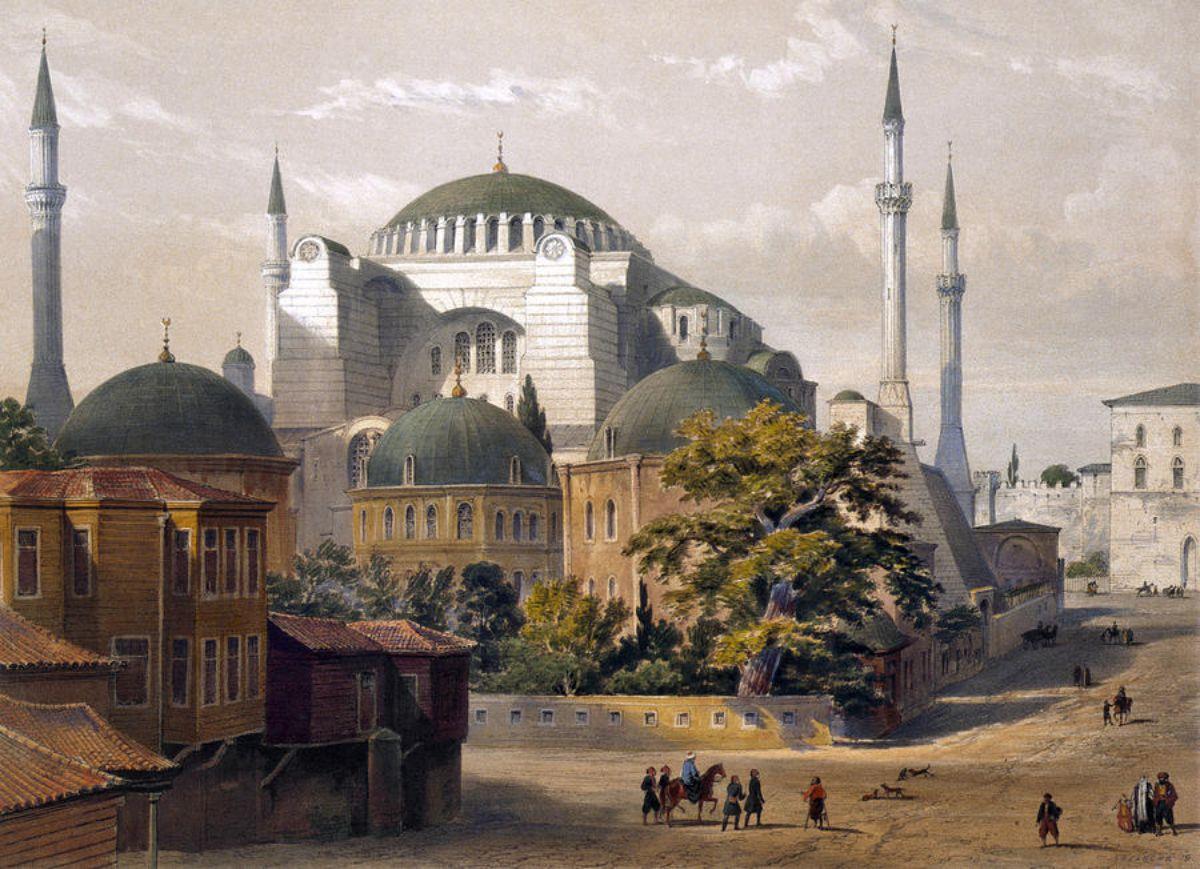 Ayasofya tarihi