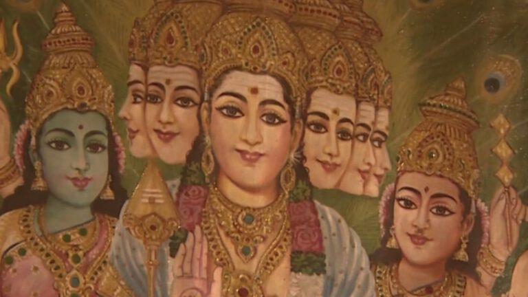 Indian mythology; Indians and Hinduism