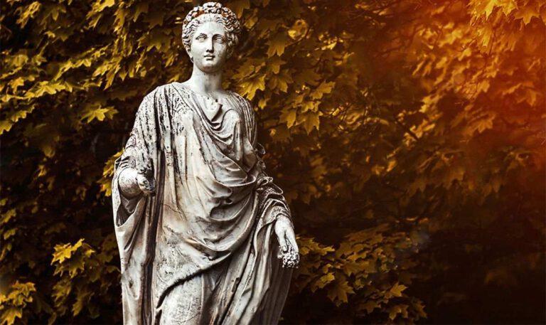 demeter heykeli