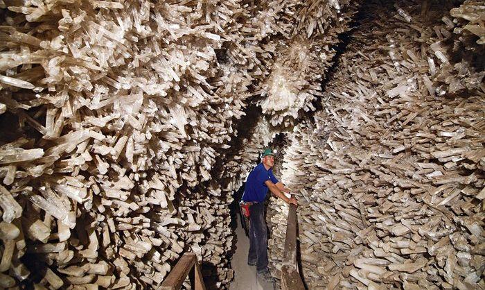 kristallerin mağarası meksika