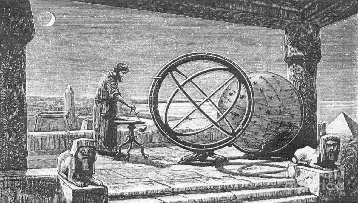 antik astronomlar