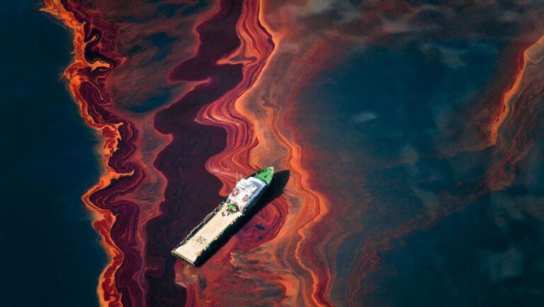 petrol sızıntısı