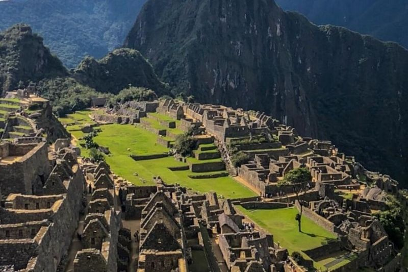 Machu Picchu , inka.