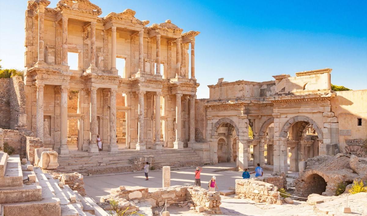 efes izmir antik şehri