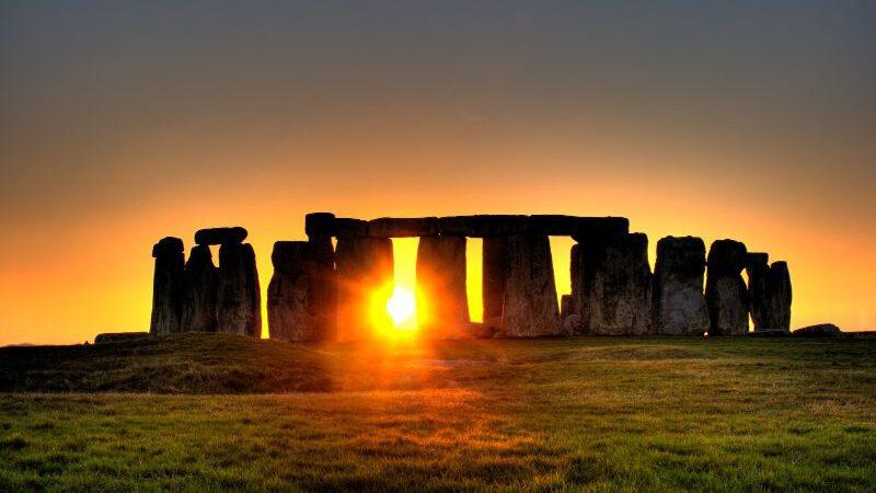 Stonehenge'in bizzat kış gündönümü kutlaması için inşa edildiği düşünülüyor.