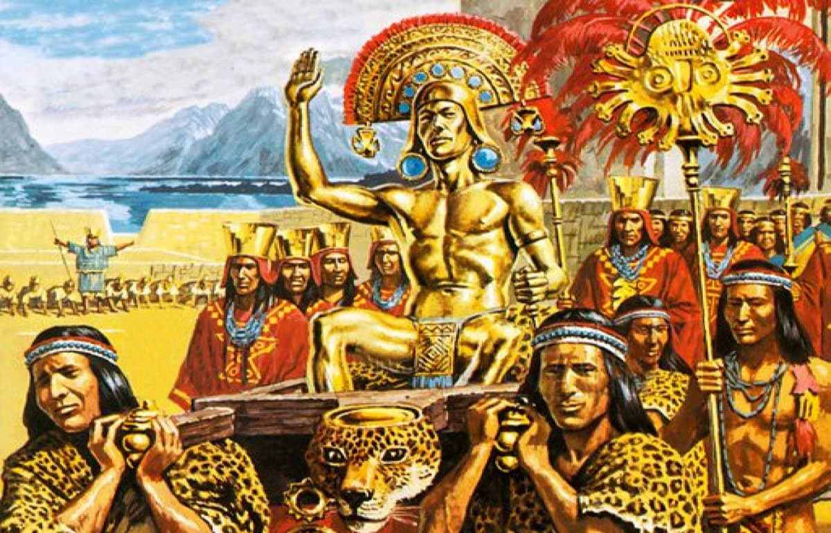 El Dorado (Yaldızlı Adam) hikayesi