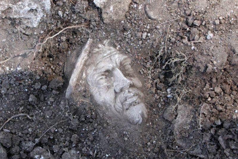 arkeolojik kazı