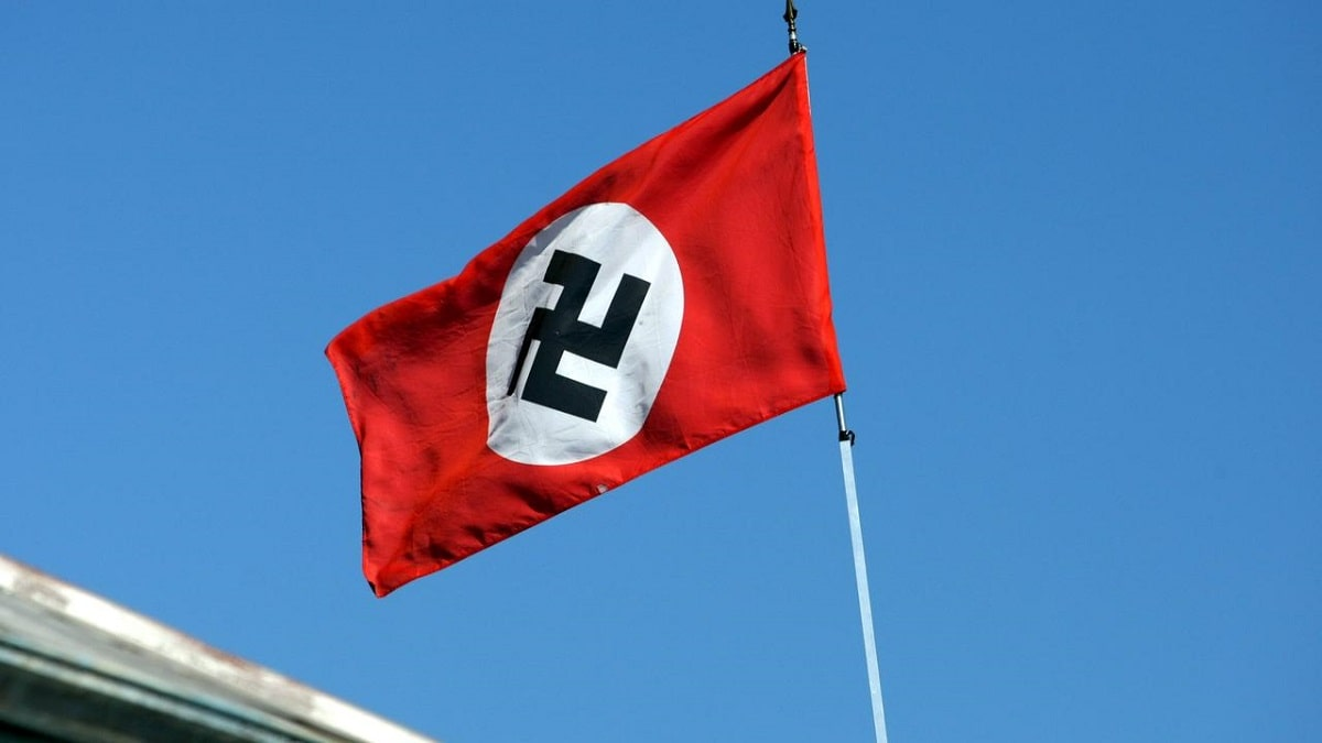 nazi bayrağı