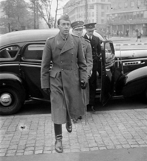 İsveç Veliaht Prensi Gustaf Adolf