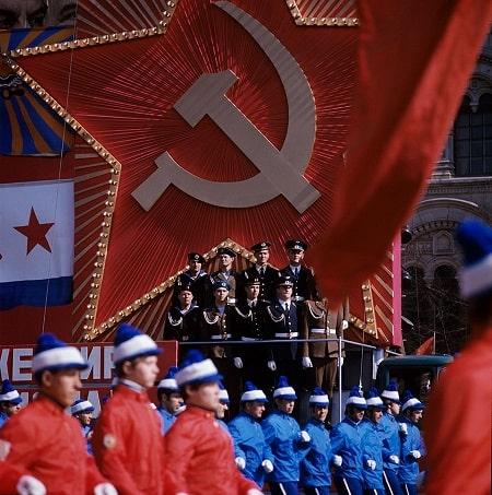 Kızıl Meydan'da kutlamalar / Lev Polikashin/Sputnik