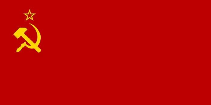 SSCB bayrağı, 1924