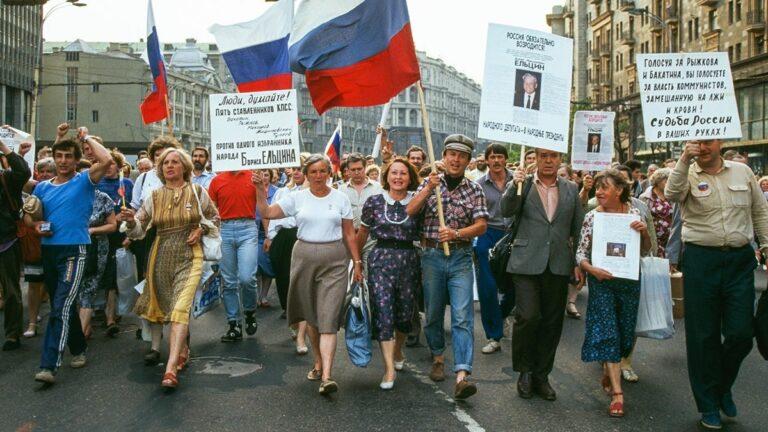 rusya'nın bağımsızlığı