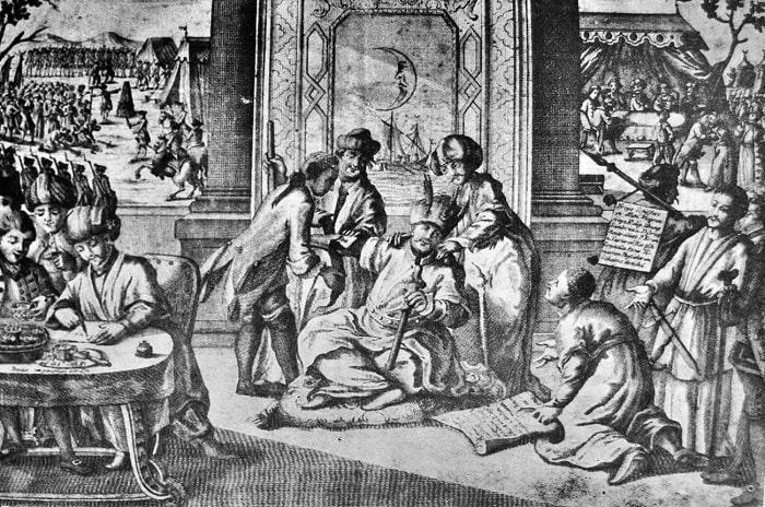 Küçük Kaynarca Antlaşması'nın imzalanması