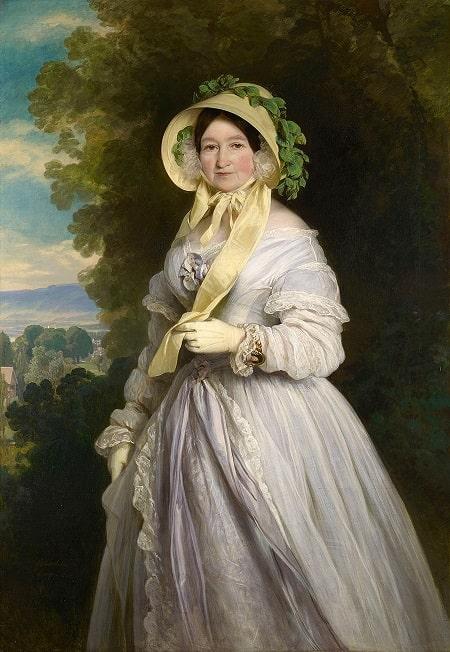 Rusya Büyük Düşesi Anna Fyodorovna (1781-1860)